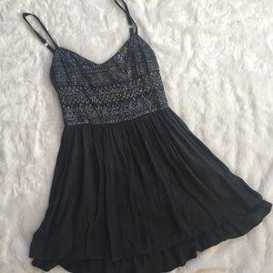 Hollister sequence mini dress
